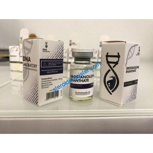 Drostanolone Enanthate DNA 10ml [200mg / ml] 1