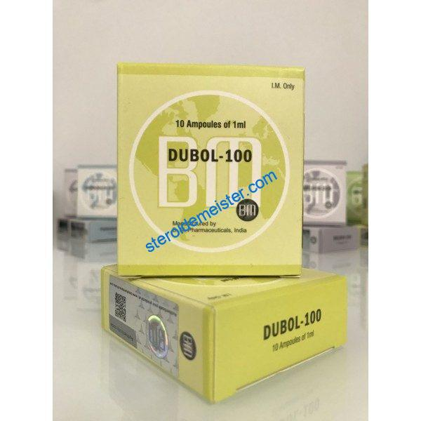 Dubol 100 BM Pharmaceuticals (Nandrolone Phenylpropionate) 10ML 1