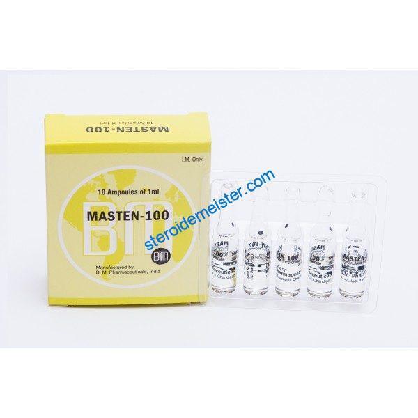 Masten 100 BM Pharmaceuticals (Drostanolone Propionate) 10ML 1