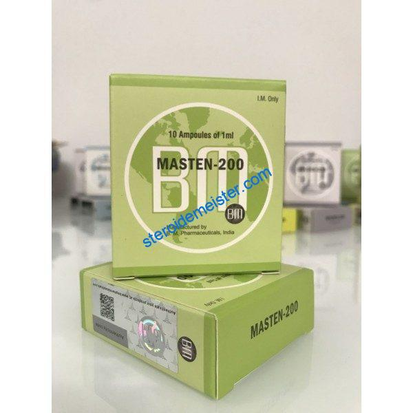 Masten 200 BM (Drostanolone Enanthate) 10ML 1