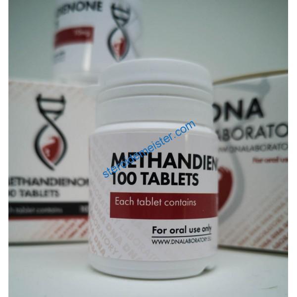 Dianabol - Methandienon 1
