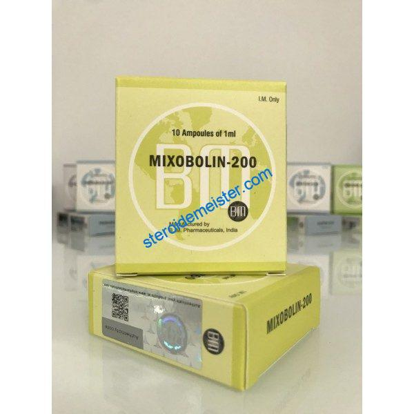 Mixobolin 200 BM Pharmaceuticals 10ml 1
