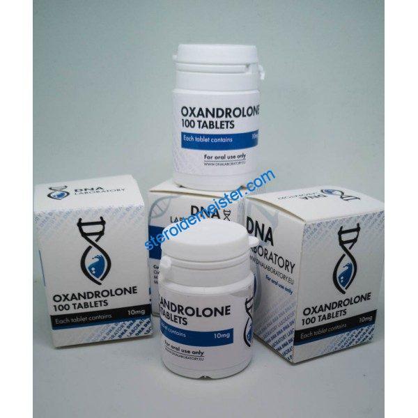 Oxandrolone [Anavar] DNA 100 tabs [10mg / tab] 1