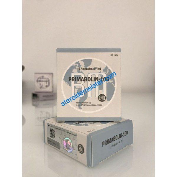 Primabolin 100 BM Pharmaceuticals 1