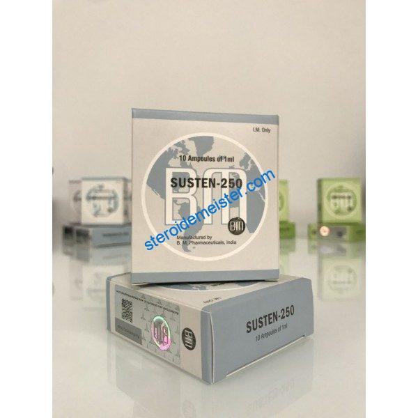 Susten 250 BM Pharmaceuticals Testosterone Mix) 10ML 1