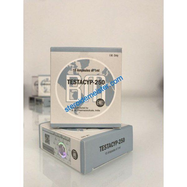 Testacyp-250 BM Pharmaceutical 10ML 1