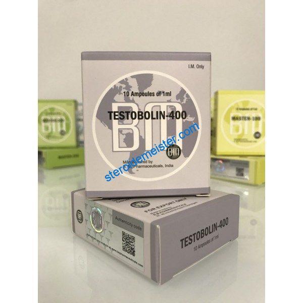 Testobolin 400 BM Pharmaceuticals 10X1ML [400mg / ml] 1