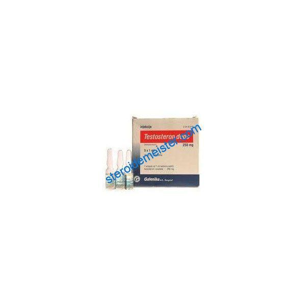Testosterone Depot Galenika 250 mg Enanthate 1