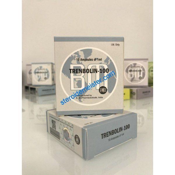 Trenbolin-100 BM Pharmaceutical 10ML 1