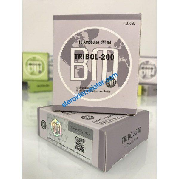 Tribol-200 BM Pharmaceuticals (Trenbolone Mix) 1