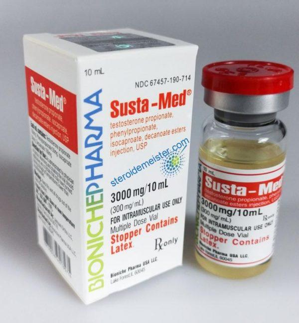 Susta-Med Bioniche Apotheke (Sustanon) 10ml (300mg/ml) 1