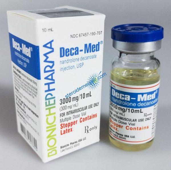 Deca-Med Bioniche Pharma (Nandrolone Decanoate) 10ml (300mg / ml) 1