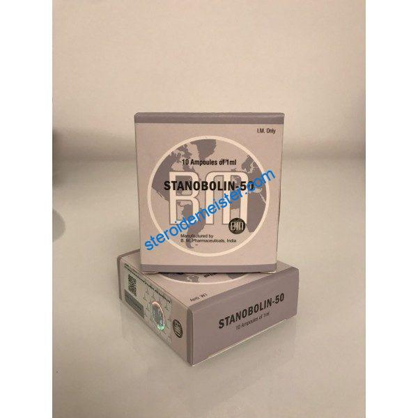 Stanobolin-50 BM Pharma 10X1ML [50mg/ml] 1