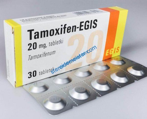 Tamoxifen (Nolvadex) EGIS 30tabs (20mg/Tablette) 1
