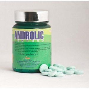 Anadrol (Oxymetholon) 4