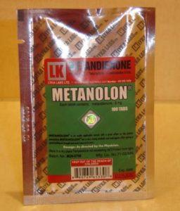 Dianabol - Methandienon 4