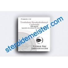 Trenbolon hexahydrobenzylcarbonate Ray Primus 10X1ML [100 mg / ml] 1