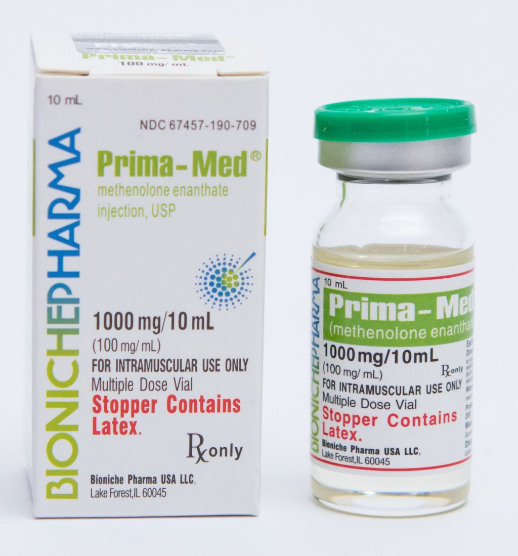 Primobolan - Methenolon enantat 1