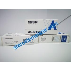 Halotestin [fluoxymesterone] Nouveaux 50 tablets of 10mg 1