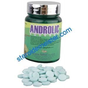 Anadrol (Oxymetholon) 1
