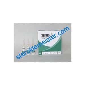 Frauen und Winstrol - Stanozolol 3