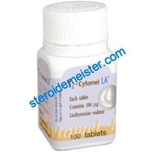 T3 Cytomel LA Pharma 100 tabs [100mcg/tab] 1