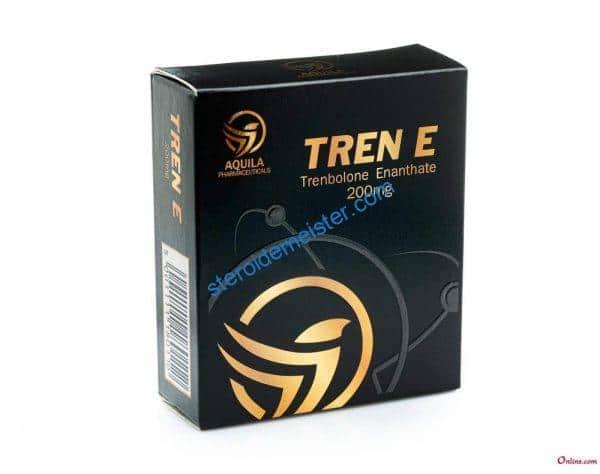 TREN E (TRENBOLONE ENANTHATE) AQUILA PHARMACEUTICALS 10X1ML AMPOULE [200MG/ML] 1