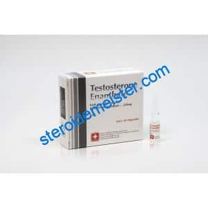 Kaufen Testosterone Enanthate Swiss Healthcare 10 amps [10x250mg/1ml] online - SteroideMeister