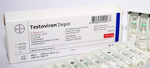 Testoviron - Vorteile, Nebenwirkungen, Bodybuilding-Zyklus, PCT 17