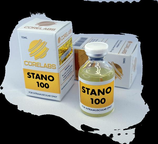 Stanozolol injizierbar Core Labs 10ml [100mg/ml] 1