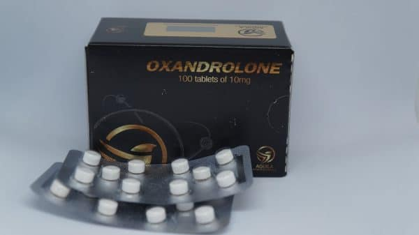 Anavar (Oxandrolon) Aquila Pharmaceuticals 100 Tabletten (10mg/tab) 1
