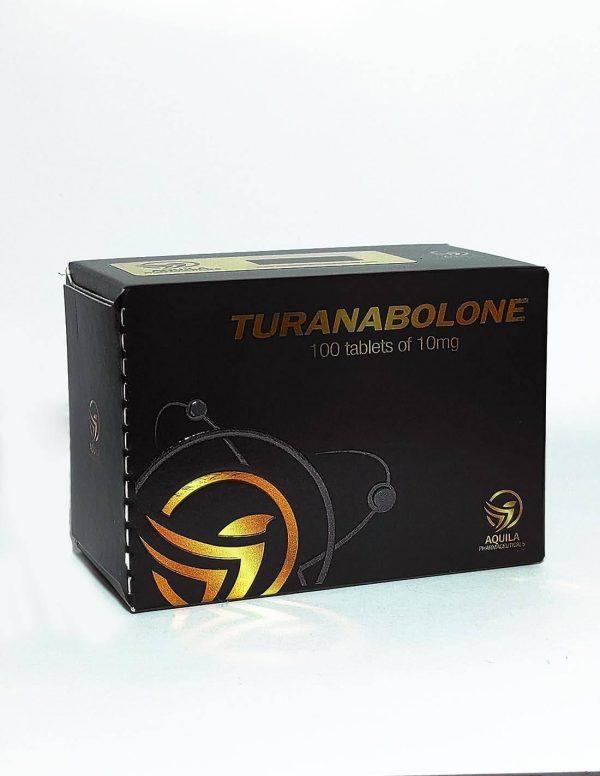 Turinabol Aquila Pharmaceuticals 100 Tabletten (10mg/tab) 1